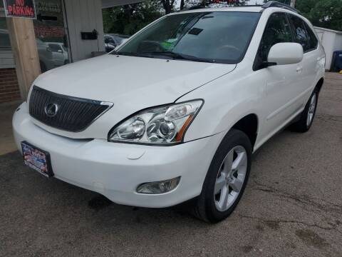 2007 Lexus RX 350 for sale at New Wheels in Glendale Heights IL
