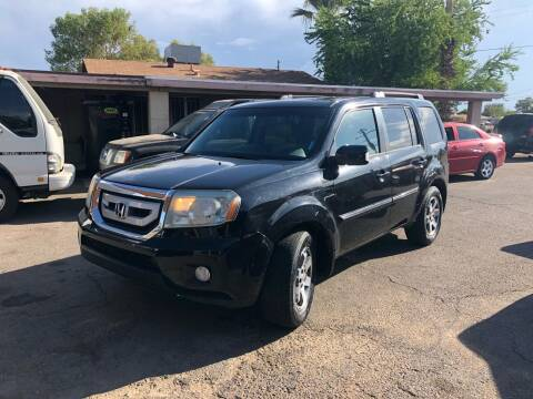 2011 Honda Pilot for sale at Valley Auto Center in Phoenix AZ