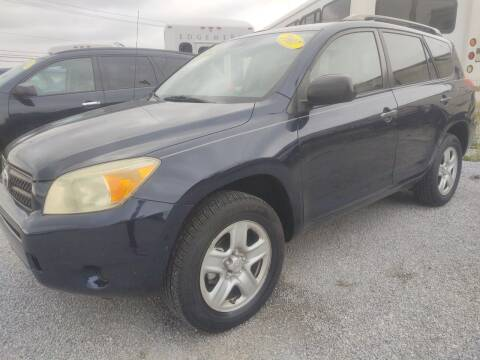 2007 Toyota RAV4 for sale at Mr E's Auto Sales in Lima OH