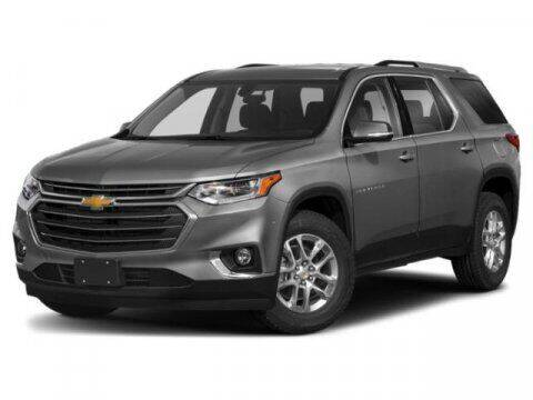 2020 Chevrolet Traverse for sale at Uftring Weston Pre-Owned Center in Peoria IL