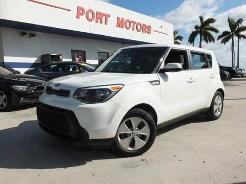 2016 Kia Soul for sale at Automotive Credit Union Services in West Palm Beach FL