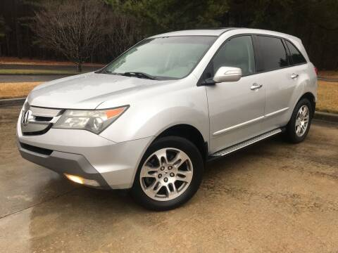 2007 Acura MDX for sale at El Camino Auto Sales - Global Imports Auto Sales in Buford GA