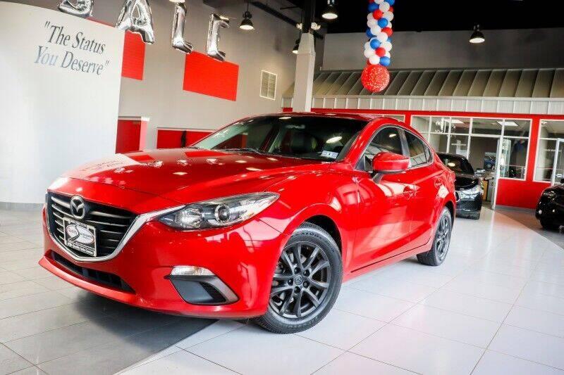 2014 Mazda MAZDA3 for sale at Quality Auto Center of Springfield in Springfield NJ