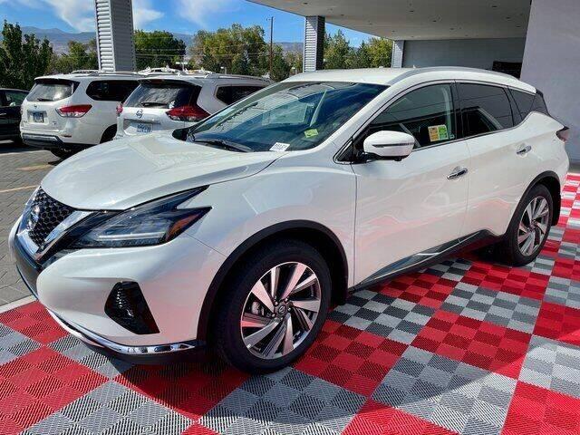 2021 Nissan Murano for sale in Reno, NV