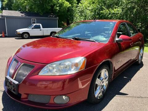 2008 Pontiac G6 for sale at Perfect Choice Auto in Trenton NJ
