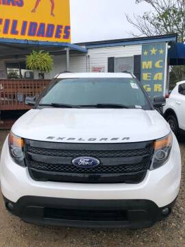 2015 Ford Explorer for sale at Mega Cars of Greenville in Greenville SC