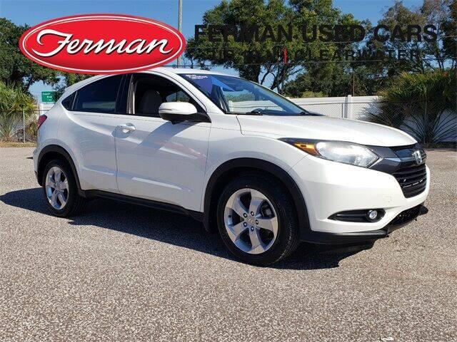 2016 Honda HR-V for sale in Clearwater, FL