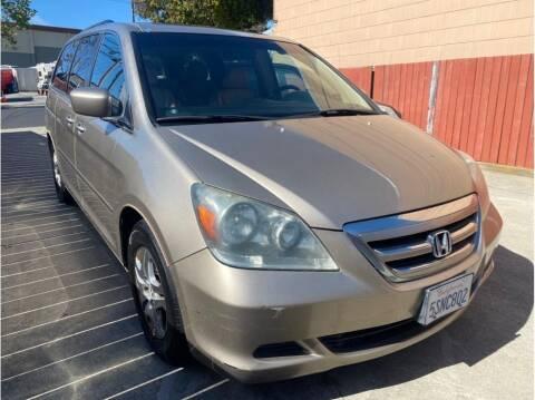 2006 Honda Odyssey for sale at SF Bay Motors in Daly City CA