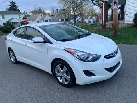 2013 Hyundai Elantra for sale at Via Roma Auto Sales in Columbus OH