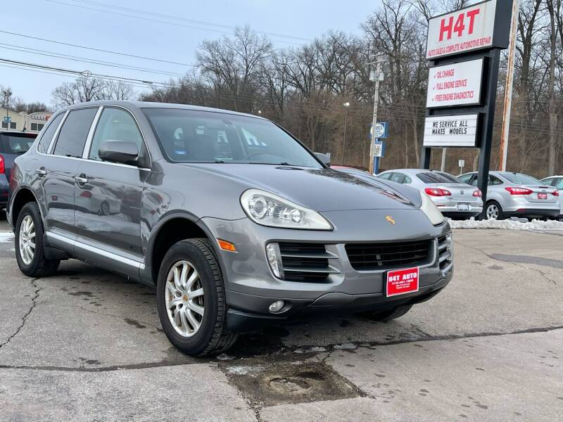 2008 Porsche Cayenne for sale at H4T Auto in Toledo OH