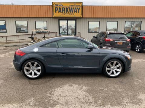 2009 Audi TT for sale at Parkway Motors in Springfield IL