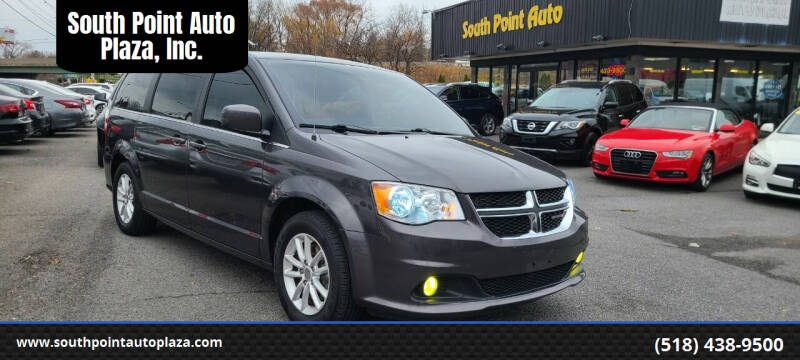 2019 Dodge Grand Caravan for sale at South Point Auto Plaza, Inc. in Albany NY