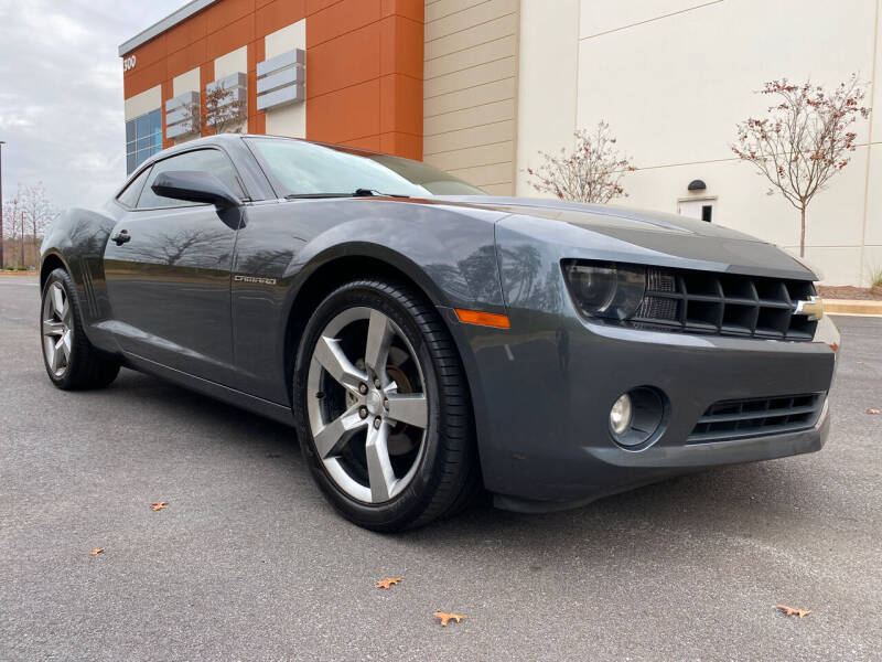 2010 Chevrolet Camaro for sale at ELAN AUTOMOTIVE GROUP in Buford GA