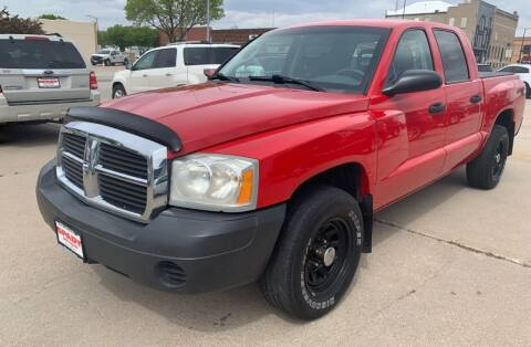 2006 Dodge Dakota for sale at Spady Used Cars in Holdrege NE