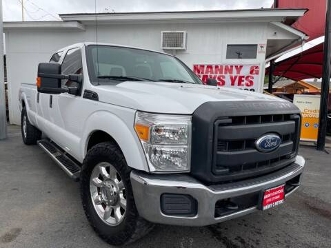 2016 Ford F-250 Super Duty for sale at Manny G Motors in San Antonio TX