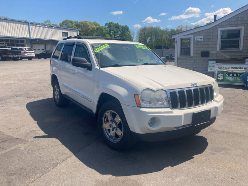 2007 Jeep Grand Cherokee for sale at Irving Auto Sales in Whitman MA