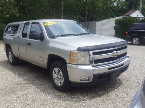 2011 Chevrolet Silverado 1500 for sale at Jack Cooney's Auto Sales in Erie PA