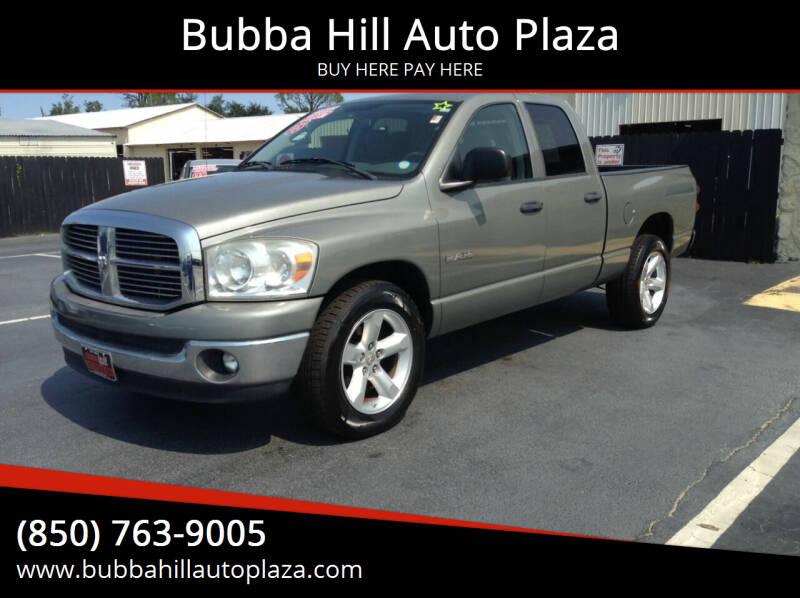 2008 Dodge Ram Pickup 1500 for sale at Bubba Hill Auto Plaza in Panama City FL