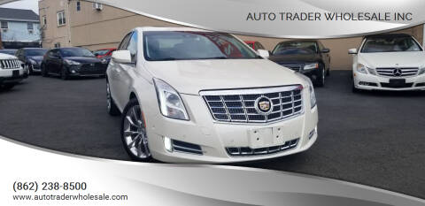 2015 Cadillac XTS for sale at Auto Trader Wholesale Inc in Saddle Brook NJ