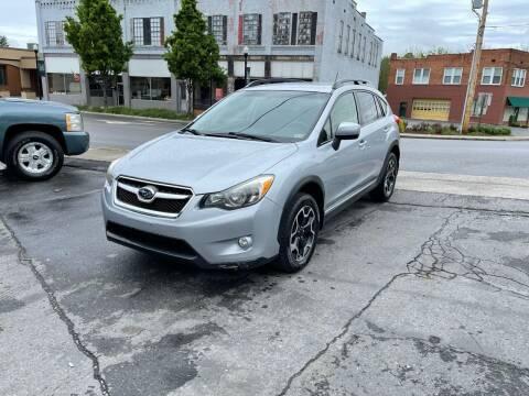 2013 Subaru XV Crosstrek for sale at East Main Rides in Marion VA