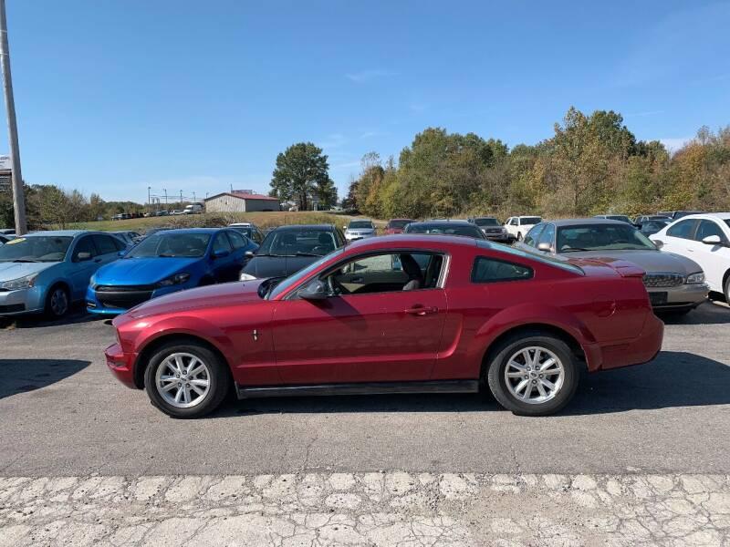 2007 Ford Mustang V6 Premium 2dr Fastback - Murphysboro IL