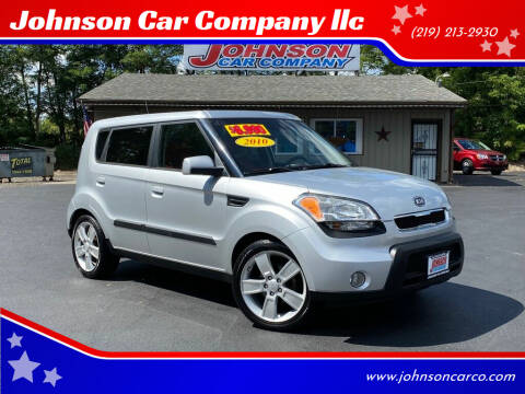 2010 Kia Soul for sale at Johnson Car Company llc in Crown Point IN