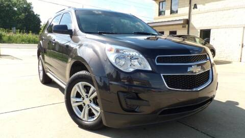 2015 Chevrolet Equinox for sale at Prudential Auto Leasing in Hudson OH
