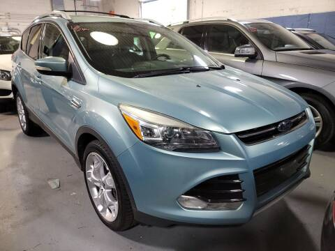2013 Ford Escape for sale at AW Auto & Truck Wholesalers  Inc. in Hasbrouck Heights NJ