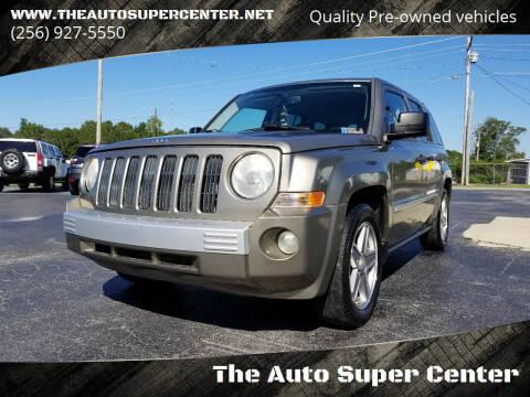 2008 Jeep Patriot for sale at The Auto Super Center in Centre AL