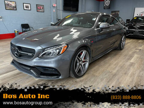 2017 Mercedes-Benz C-Class for sale at Bos Auto Inc in Quincy MA