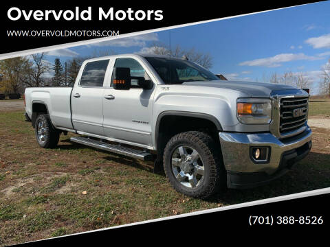 2015 GMC Sierra 3500HD for sale at Overvold Motors in Detriot Lakes MN
