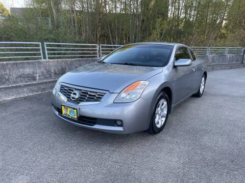 2008 Nissan Altima for sale at Zipstar Auto Sales in Lynnwood WA
