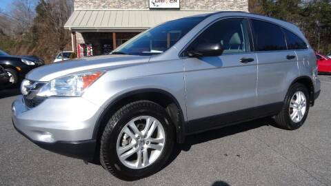 2011 Honda CR-V for sale at Driven Pre-Owned in Lenoir NC