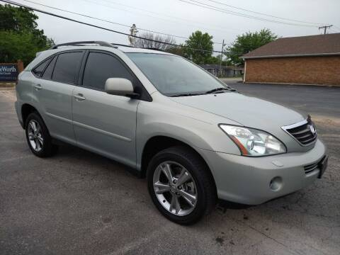 2006 Lexus RX 400h for sale at Thornhill Motor Company in Lake Worth TX
