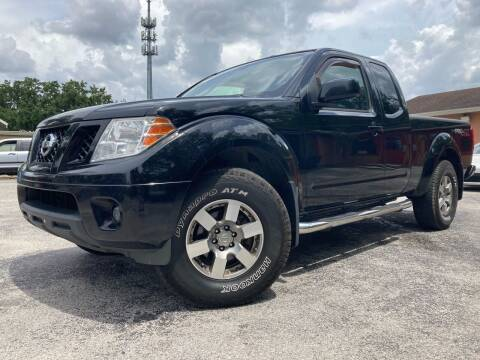 2011 Nissan Frontier for sale at Auto Liquidators of Tampa in Tampa FL