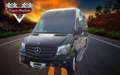 2014 Mercedes-Benz Sprinter for sale at Dream Machines USA in Lantana FL