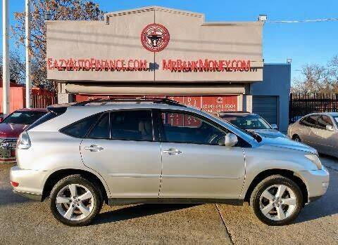 2004 Lexus RX 330 for sale at Eazy Auto Finance in Dallas TX