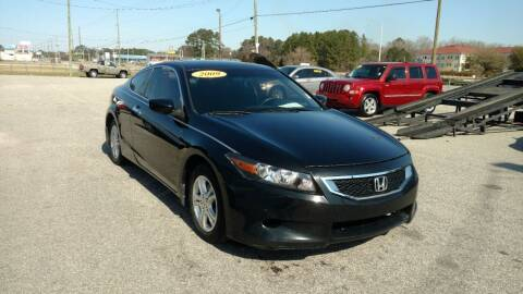 2009 Honda Accord for sale at Kelly & Kelly Supermarket of Cars in Fayetteville NC