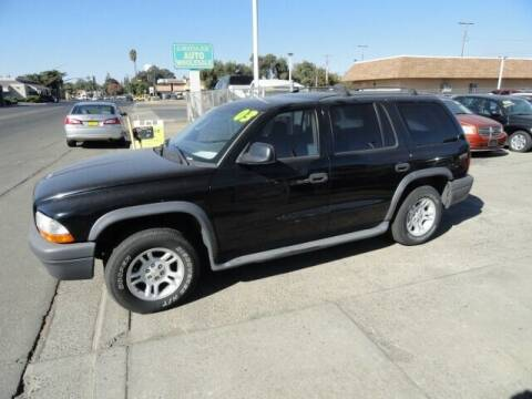 2003 Dodge Durango for sale at Gridley Auto Wholesale in Gridley CA