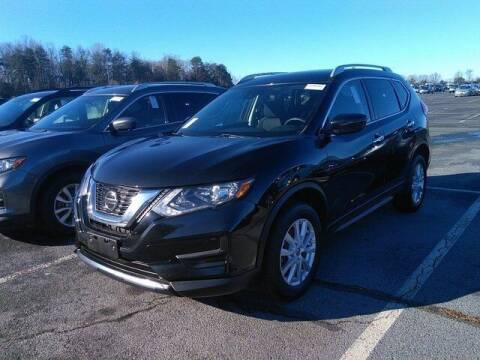 2019 Nissan Rogue for sale at Strosnider Chevrolet in Hopewell VA