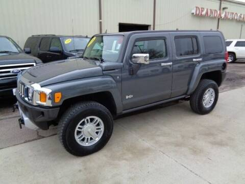 2008 HUMMER H3 for sale at De Anda Auto Sales in Storm Lake IA