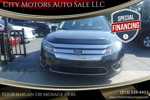 2011 Ford Fusion for sale at City Motors Auto Sale LLC in Redford MI