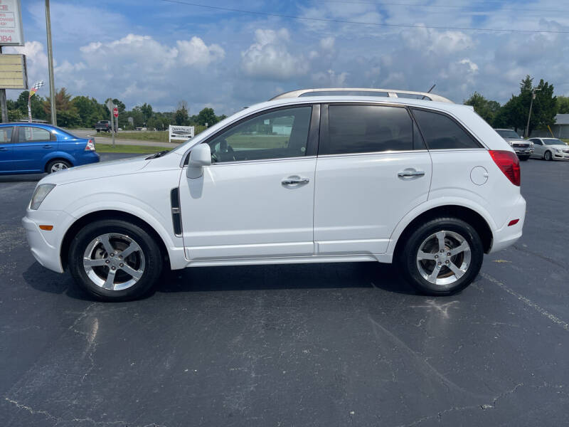 2013 Chevrolet Captiva Sport for sale at ROWE'S QUALITY CARS INC in Bridgeton NC