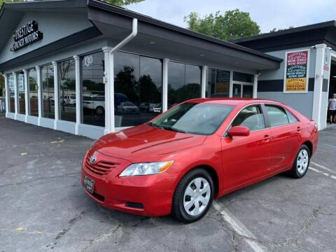 2007 Toyota Camry for sale at Prestige Pre - Owned Motors in New Windsor NY