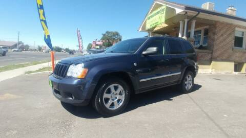2010 Jeep Grand Cherokee for sale at Everett Automotive Group in Pleasant Grove UT