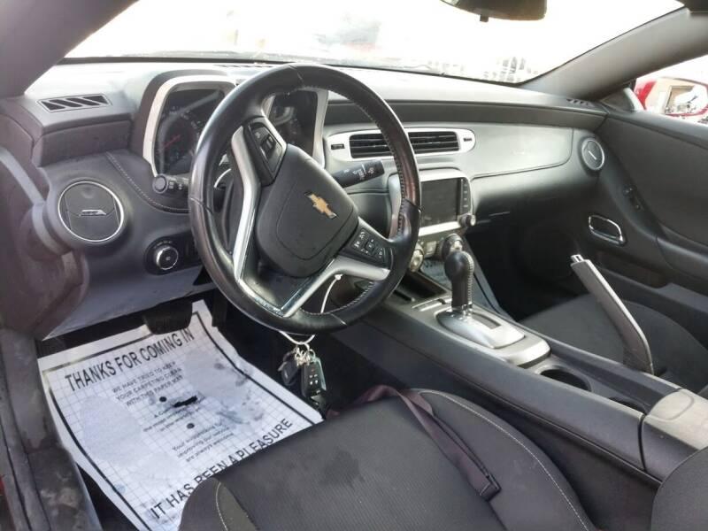 2015 Chevrolet Camaro LT 2dr Convertible w/1LT - Denver CO