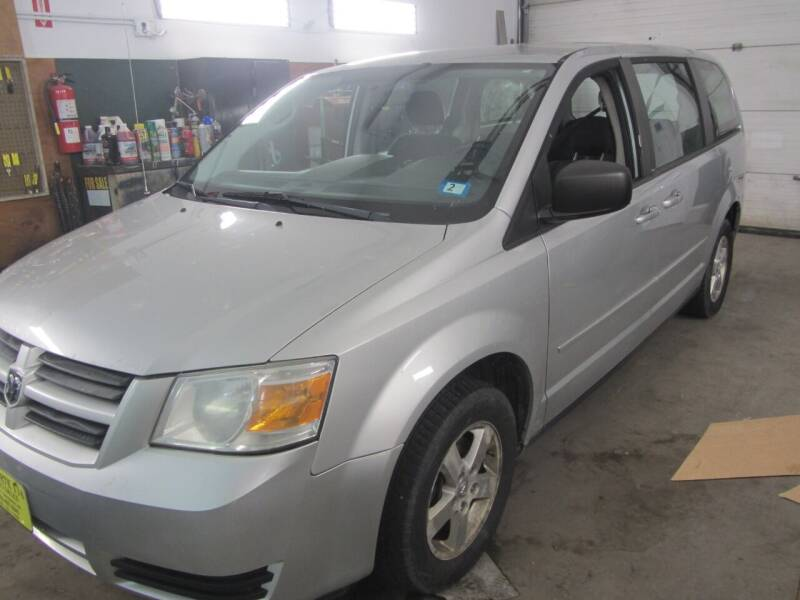 2010 Dodge Grand Caravan for sale at Jons Route 114 Auto Sales in New Boston NH
