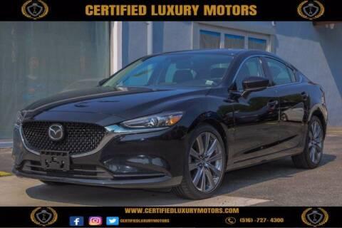 2018 Mazda MAZDA6 for sale at Certified Luxury Motors in Great Neck NY