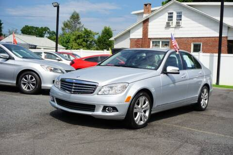 2011 Mercedes-Benz C-Class for sale at HD Auto Sales Corp. in Reading PA