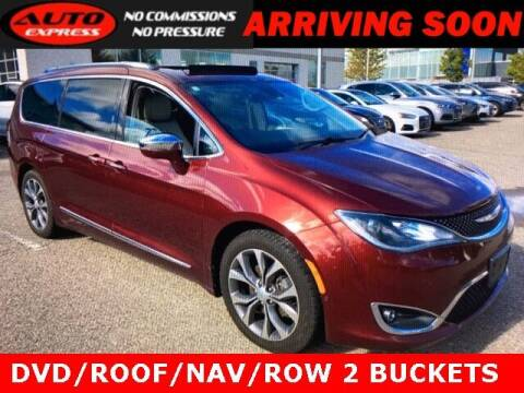 2017 Chrysler Pacifica for sale at Auto Express in Lafayette IN